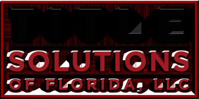 Title Solutions Of Florida, LLC